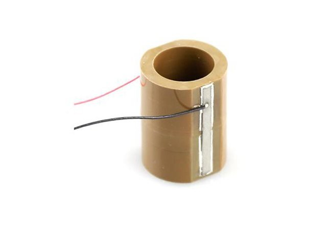 8mm Diameter, 10mm Length, Piezo Ring Stack SR080410