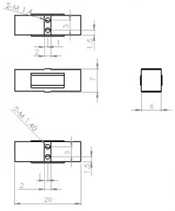 AP120 Dimensions