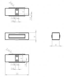 AP350 Dimensions