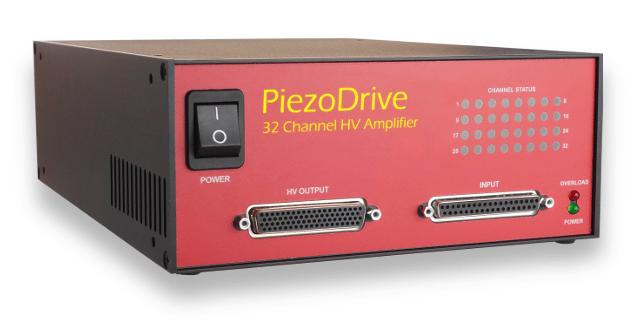 PD32 - 32 Channel Piezo Driver