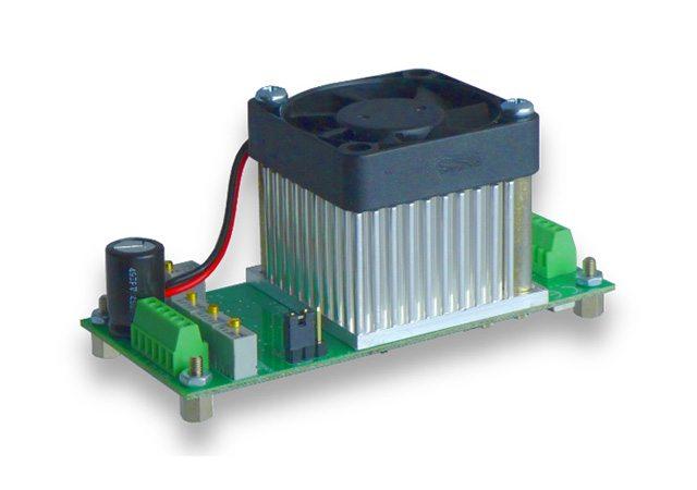 PDu150CL Low Noise 150V Piezo Driver with Strain Gauge Feedback