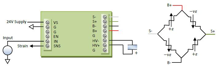 PDu150CL Connection Diagram