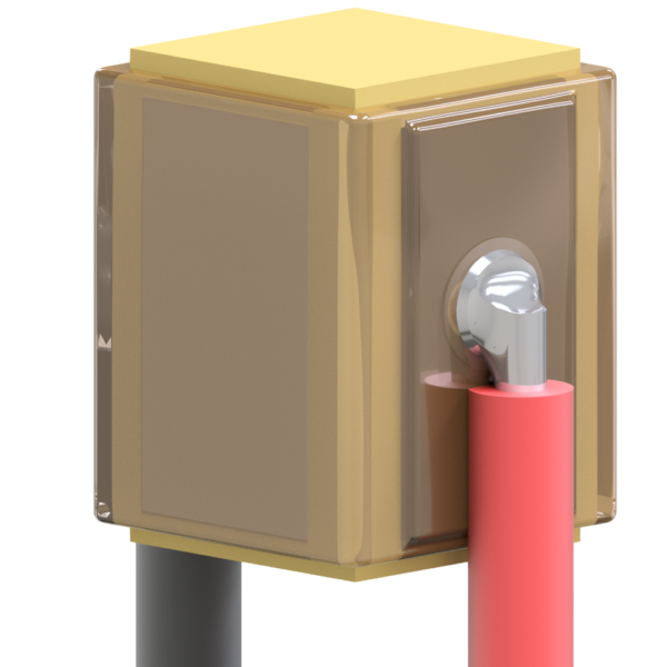 150V 3x3x5mm Piezo Stack Actuator (SA030305) -