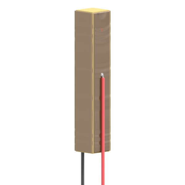 150V 7x7x42mm Piezo Stack Actuator (SA070742) -