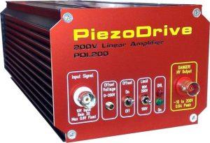 PDm200 High Voltage Amplifier Piezo Driver