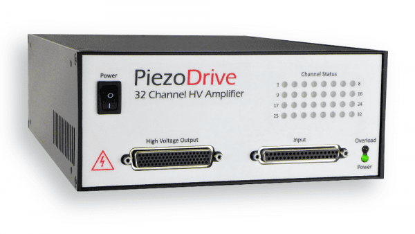 PD32 Multi-channel Piezo Driver