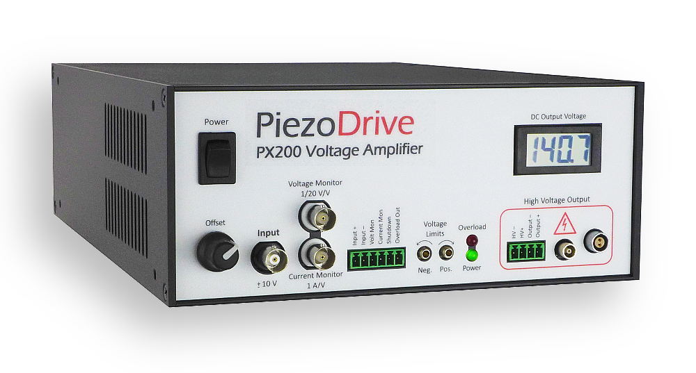 PX200 200V High Power Piezo Stack Driver