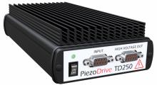 TD250 Six channel +/-250V amplifier for driving piezoelectric tube actuators