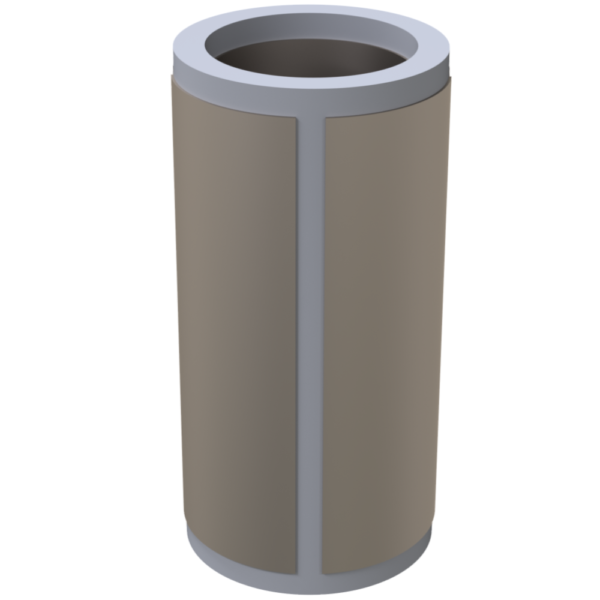 TB1005 3.8um Range Piezo Tube Scanner -