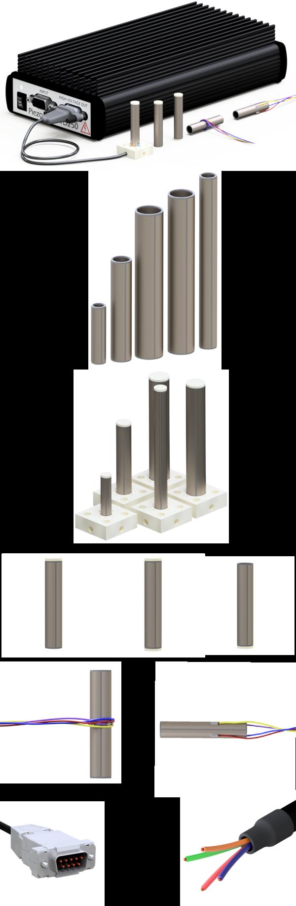 Piezo Tube Scanner Builder -